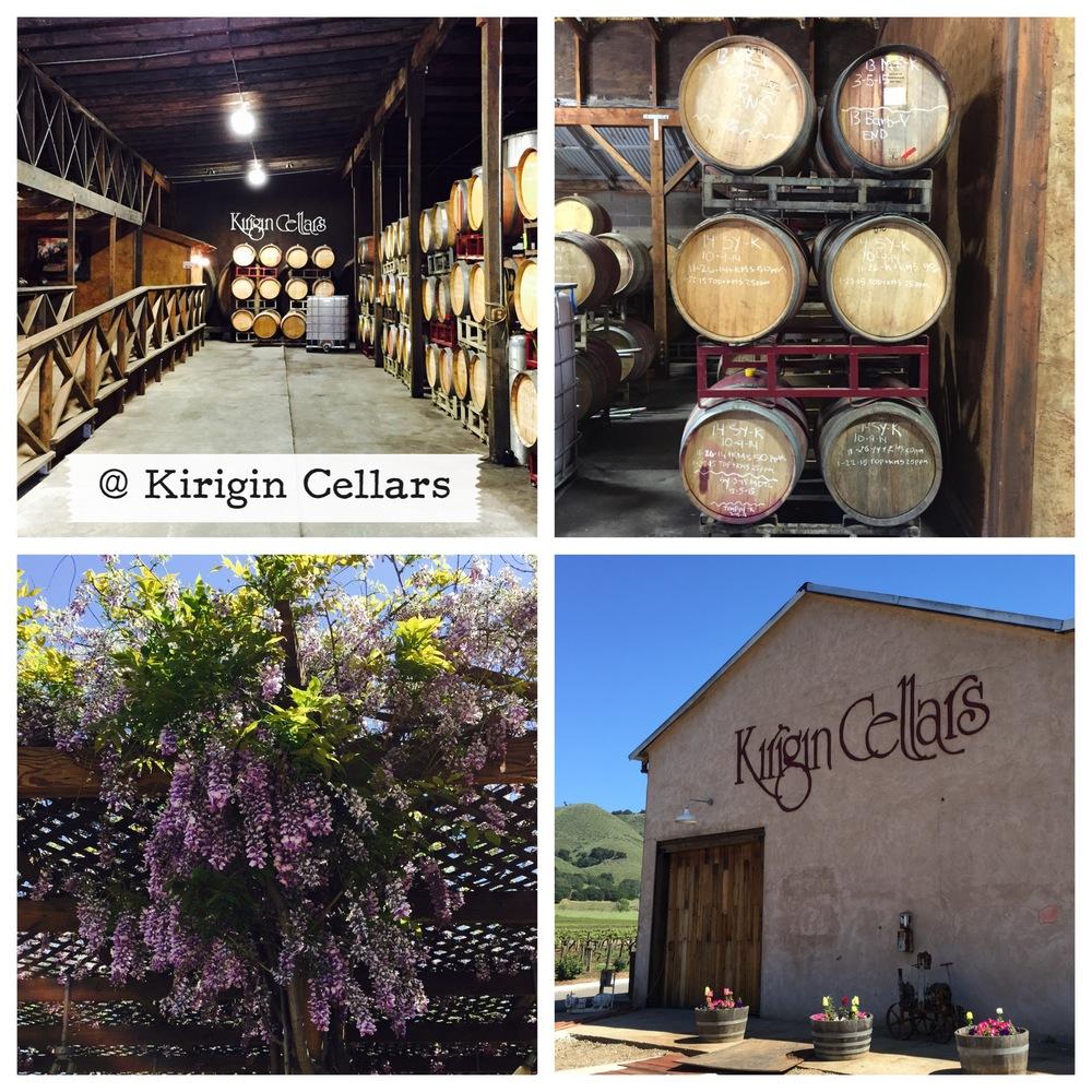 Around Kirigin Cellars