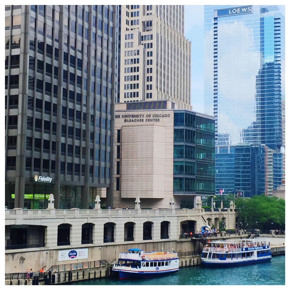 Chicago Booth's Gleacher Center