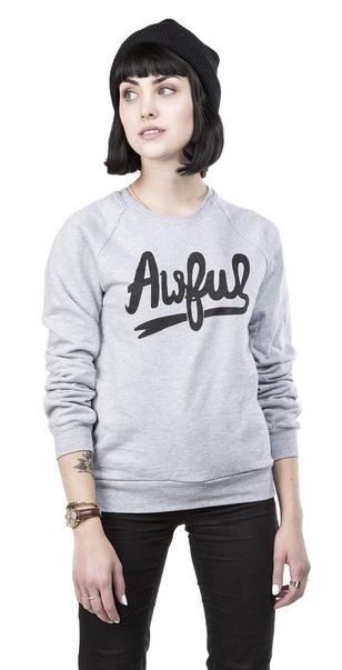 Stay Home Club Awful Sweatshirt