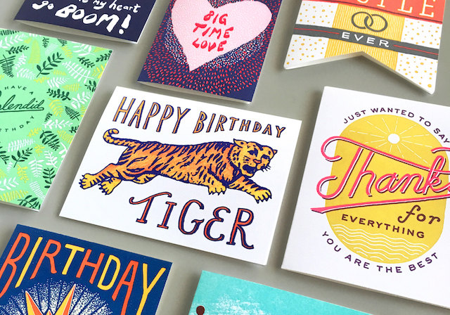 Hammerpress Greeting Cards