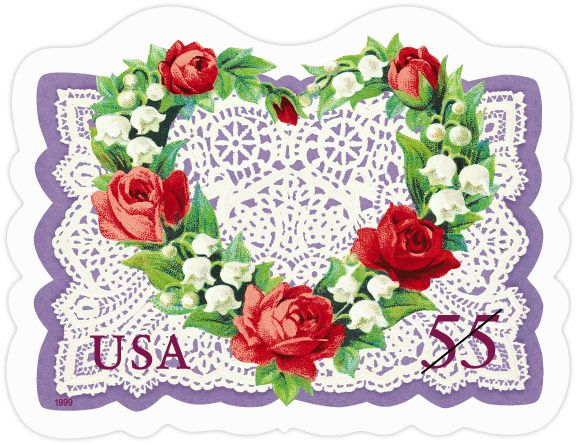 1999 Love Stamp