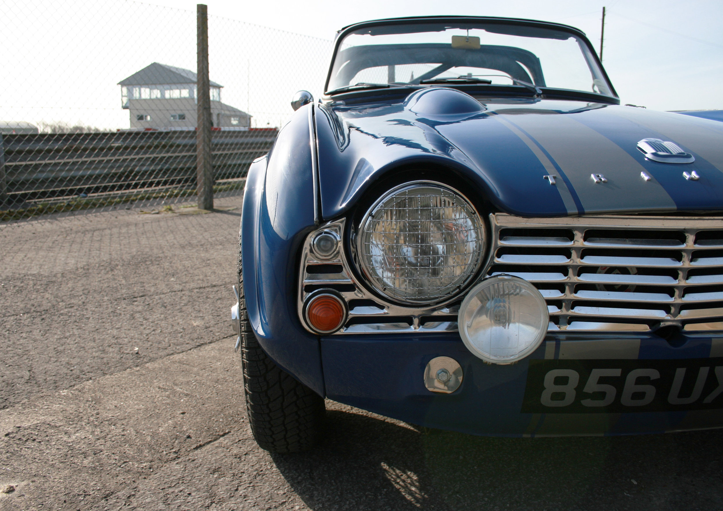 1964 Triumph Tr4 Rally Wdwins