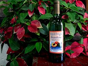 Cooler de Vinho Branco com Pêssego