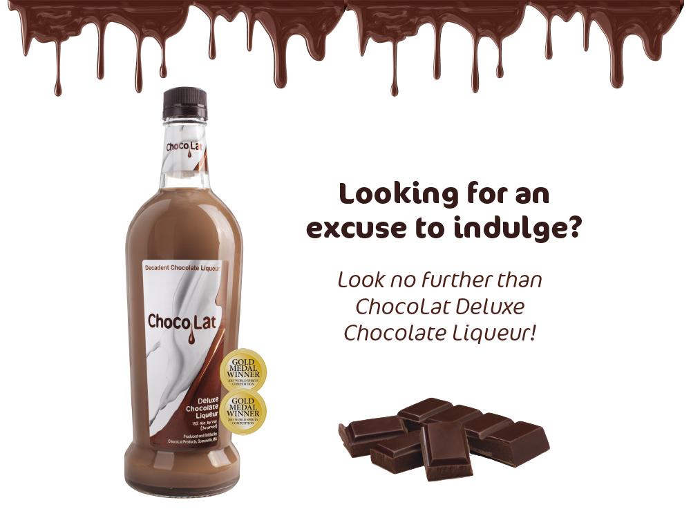 chocolat deluxe chocolate liqueur