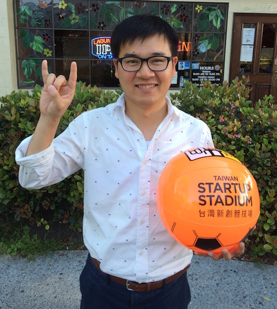 Wretch.cc founder and Taiwan Startup Stadium Mentor Wretch chien