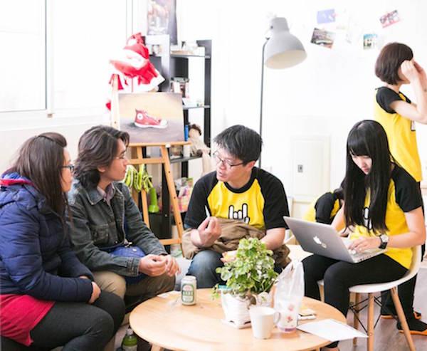 巡迴期間認識台灣各地的新創團隊
