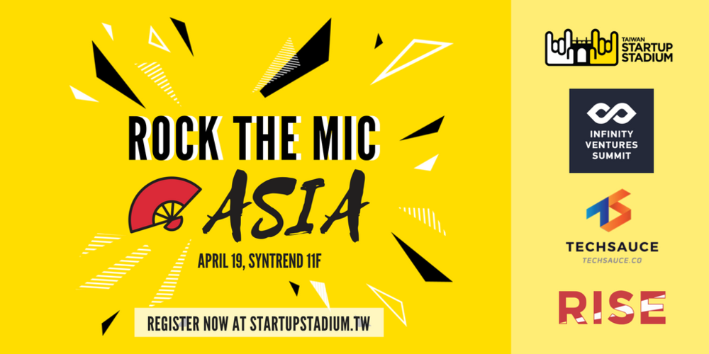 Taiwan-startup-stadium-rock-the-mic-asia-2018
