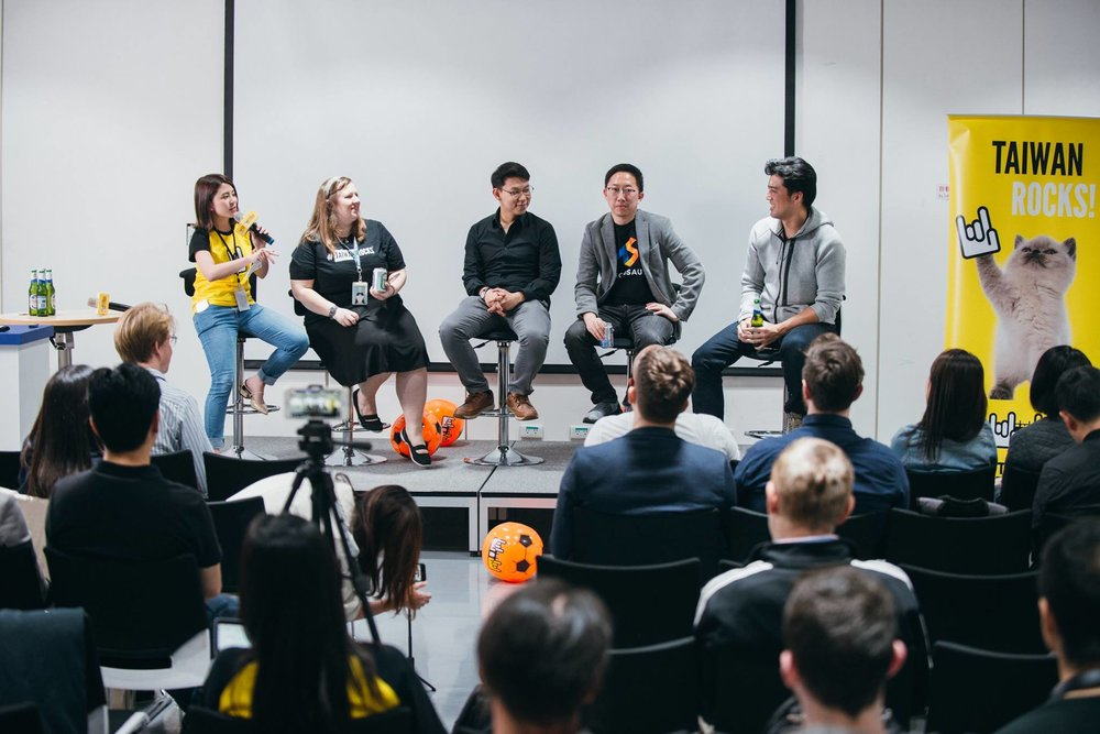 2018 April, TSS invited ecosystem representatives around Asian cities including Hong Kong, Bangkok and Japan for the event - Battle of Startup Ecosystem - to have a fun debate about who is the best city for startups