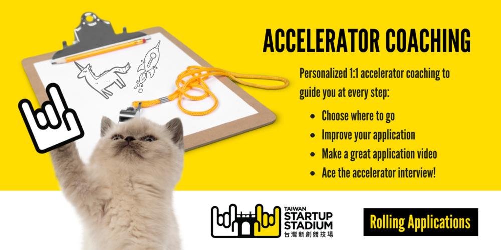 Accelerator Coaching