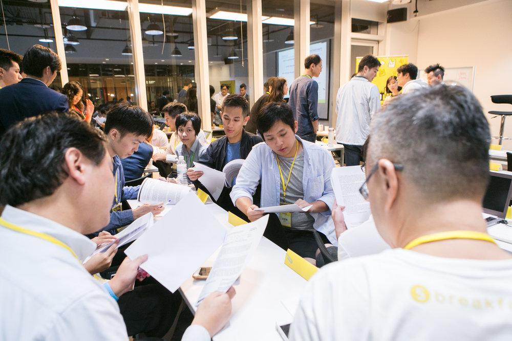 2017 國際投資條件書訓練營台灣台北場,透過更多互動討論,加速創業家對於募資的理解及實踐 (2).jpg