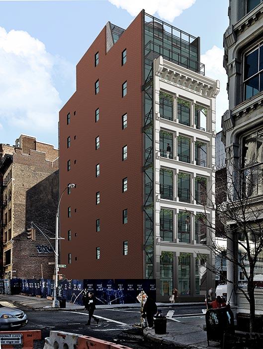 74 Grand Street - New York, NY