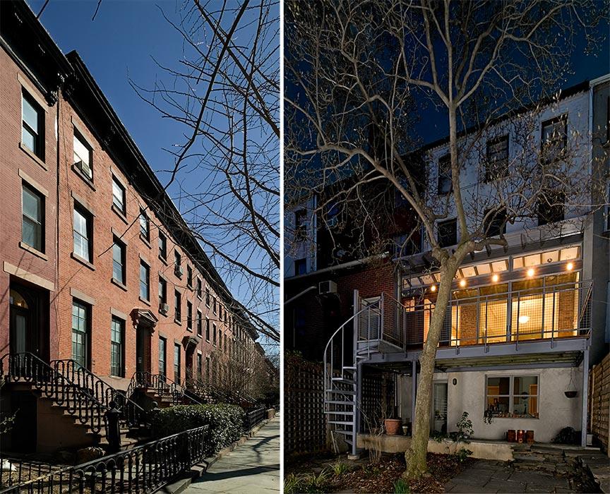 Brooklyn Townhouse - Brooklyn, NY