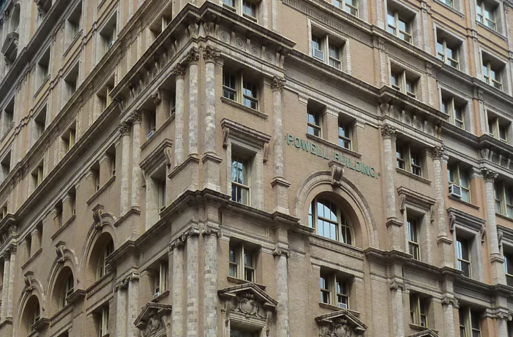 Powell Building - New York, NY