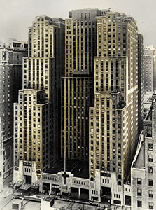 Graybar Building - New York, NY