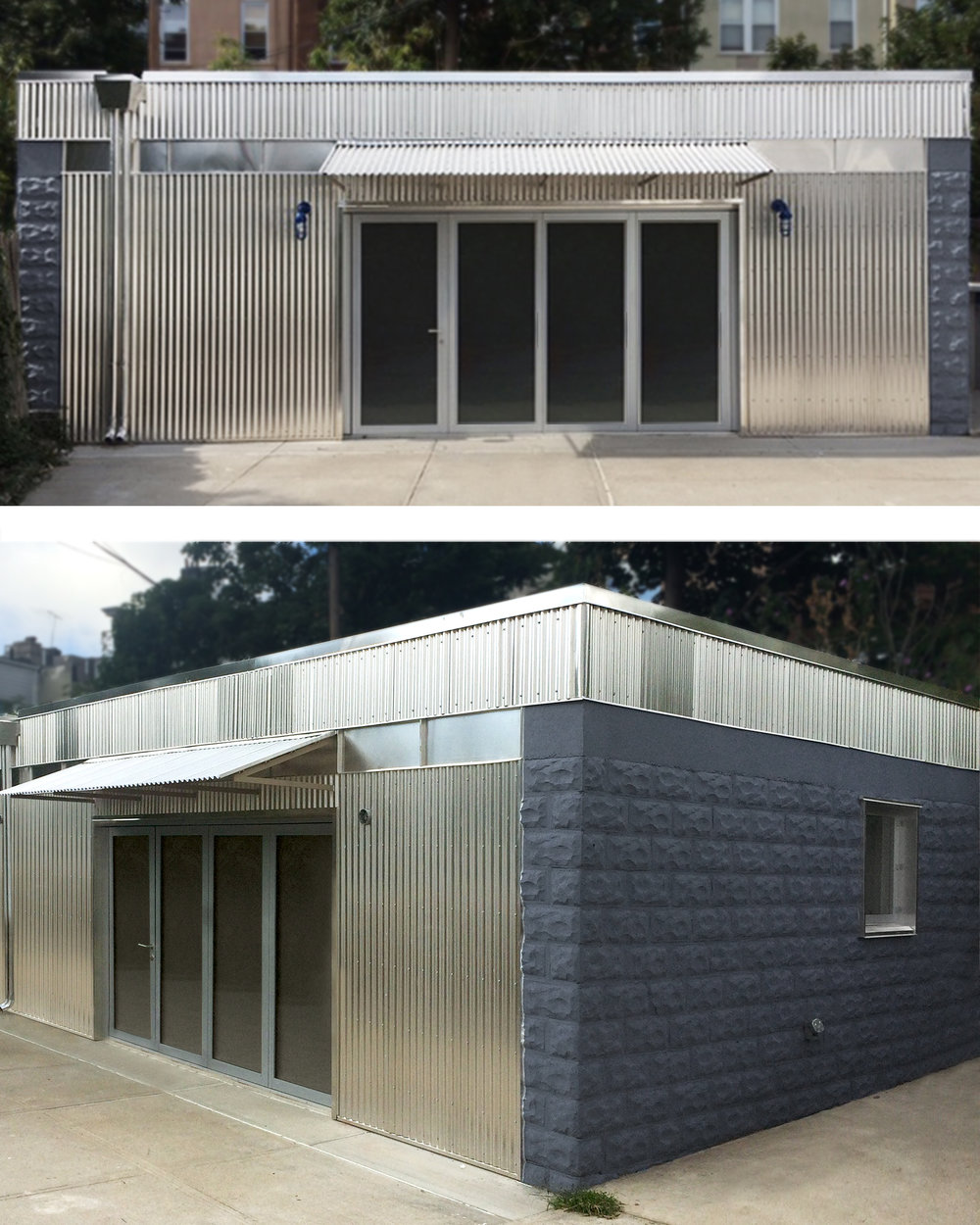 Completed Garage Renovation