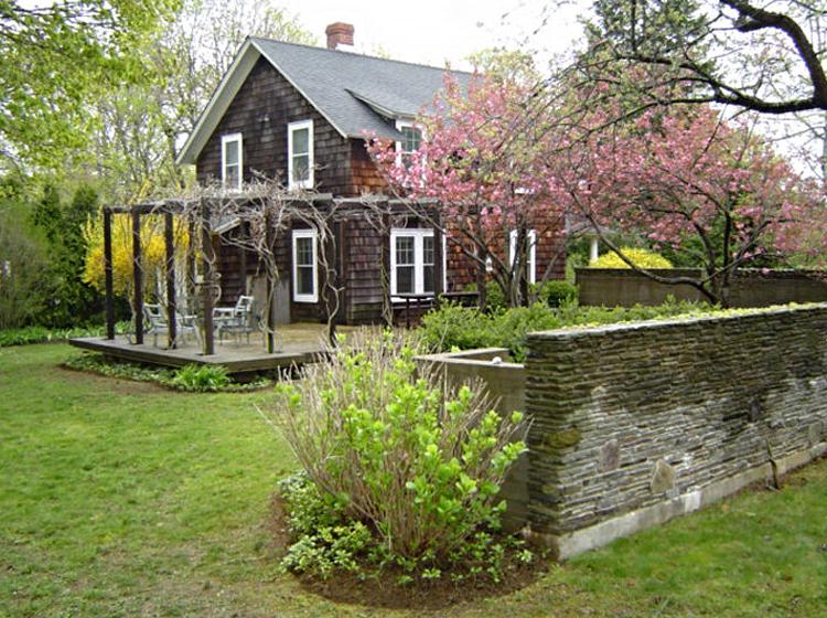 Willow Street House — BONE/LEVINE ARCHITECTS