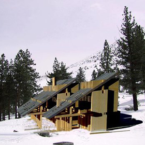 Palisades Glacier Hut