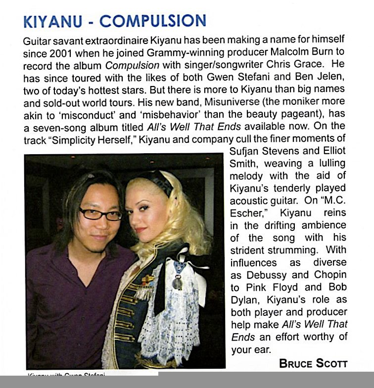 Movment Magazine Article