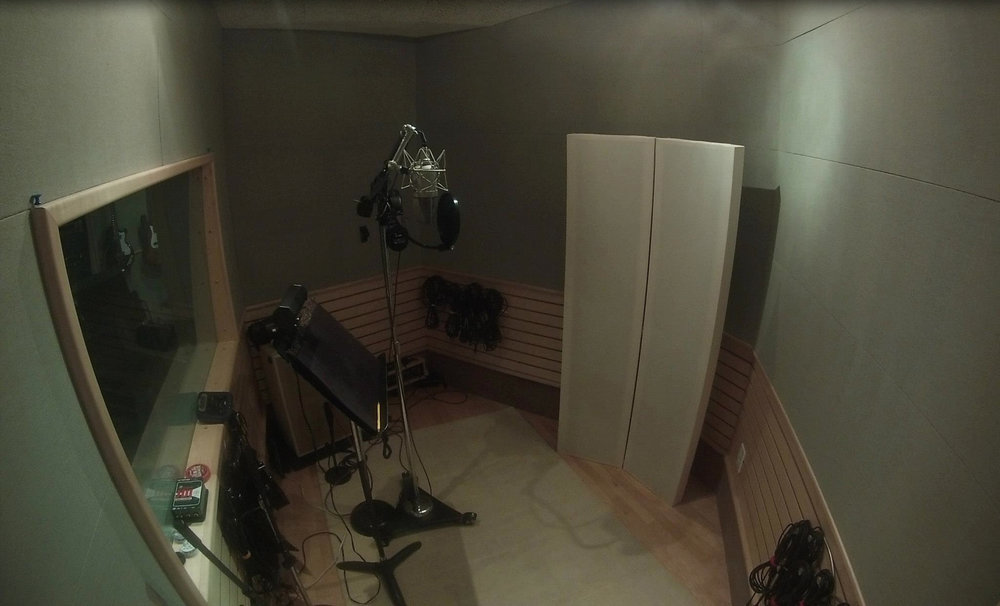 Wicked Dream Studio Vocal Booth
