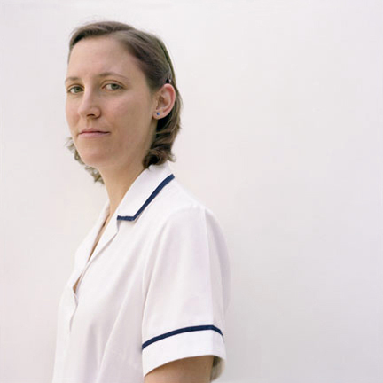 Cathy Binhoff, Physiotherapist