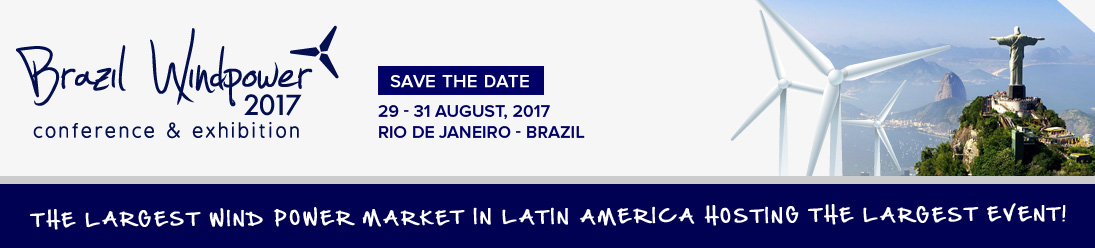Brazil Windpower 2016