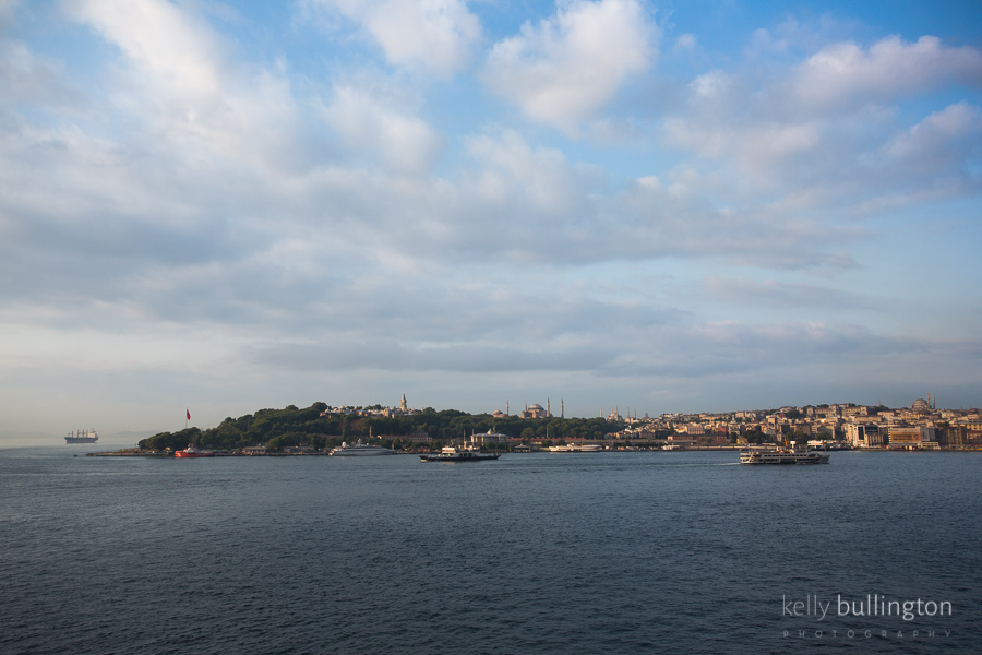 Istanbul mid morning