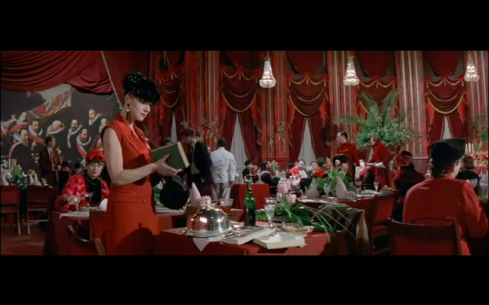 the take of the cook the thief his wife and her lover Part of our food fight series running through august peter greenaway's 1989 magnum opus the cook, the thief, his wife & her.