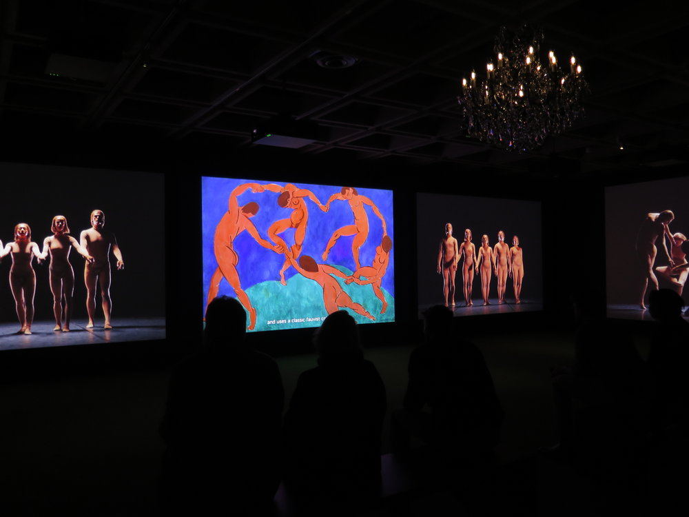 Chtchoukine, Matisse, la Danse et la Musique