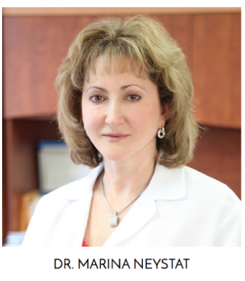 A board-certified neurologist and co-owner of Advanced Medical Care, Dr. Neystat uses her 20+ years of experience fordiagnosis and treatment of general neurological conditions and disorders.