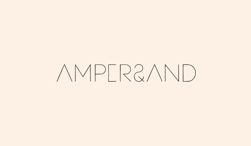 House of Ampersand in Copenhagen, Denmark will be opening soon.  They will be one of the first shops to carry our goods in Scandinavia.  Check out their   Tumblr  !