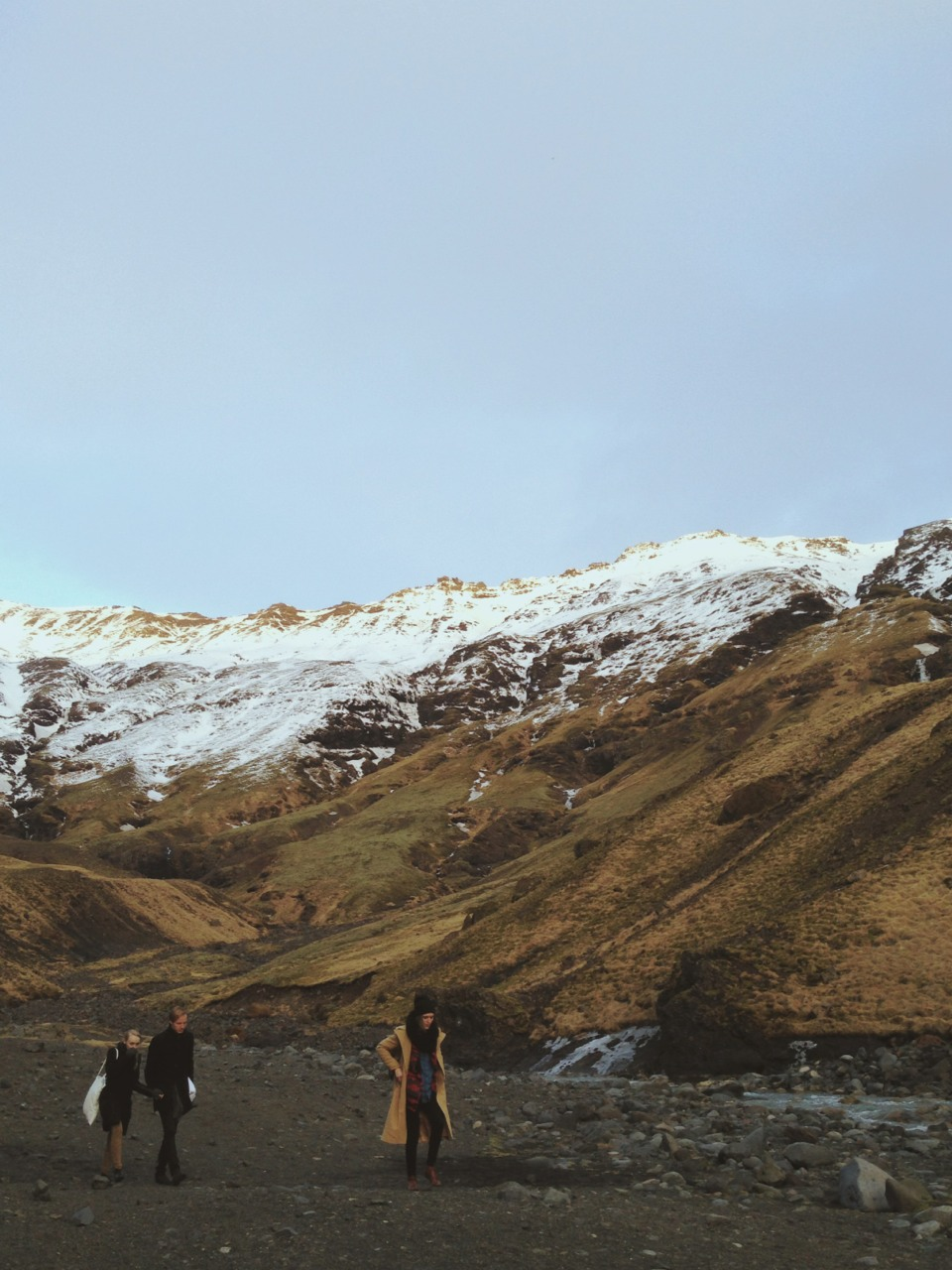 mono1984: Exploring Iceland with Kinfolk