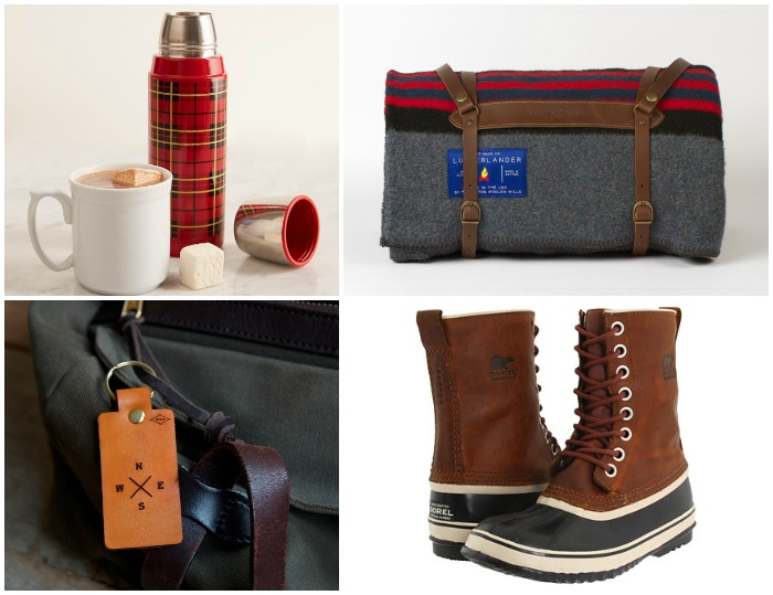 Thank you to  Pretty Prudent  for including our veggie tanned leather keychains / luggage tags in their Holiday Gift Guide amongst some of our favorite other companies.  We love their ideas on gifts for the traveler!