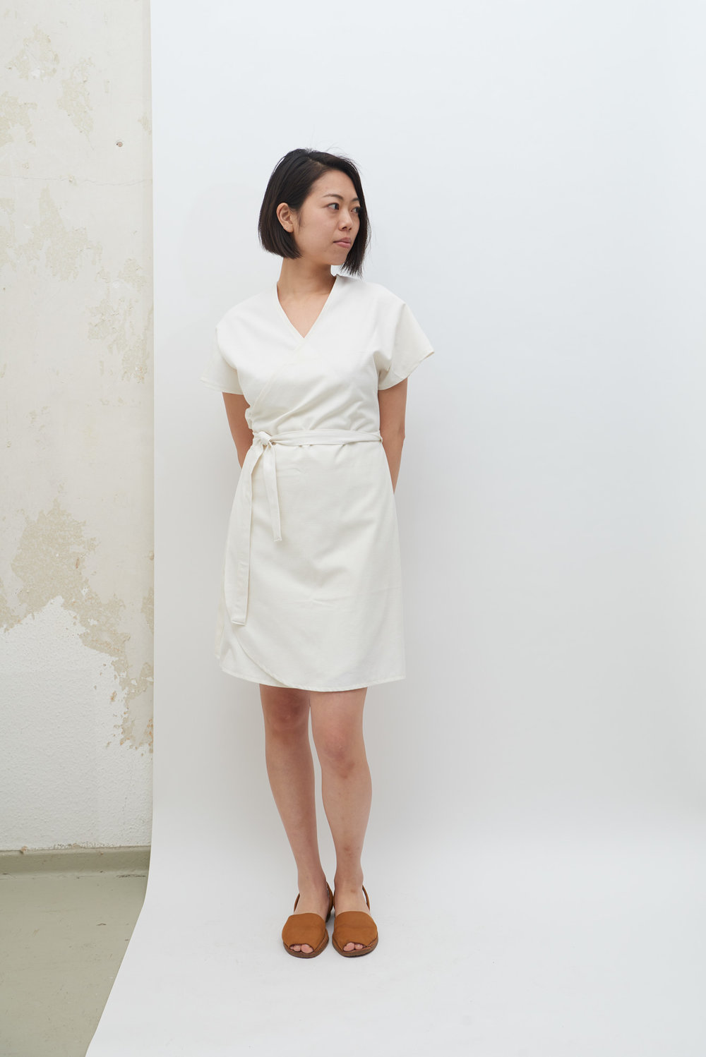 Rappu Dress - Natural