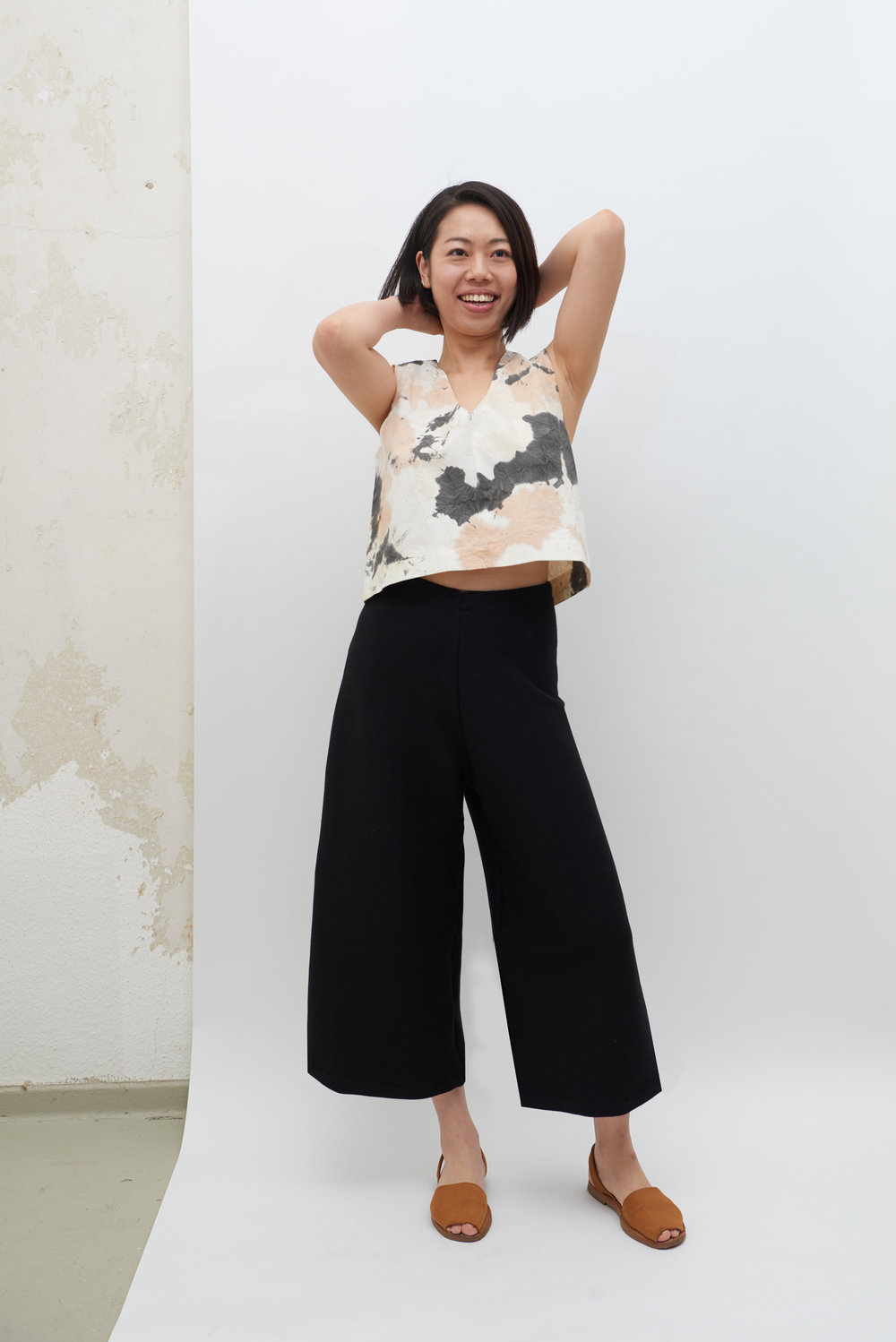 Waido Pants - Black
