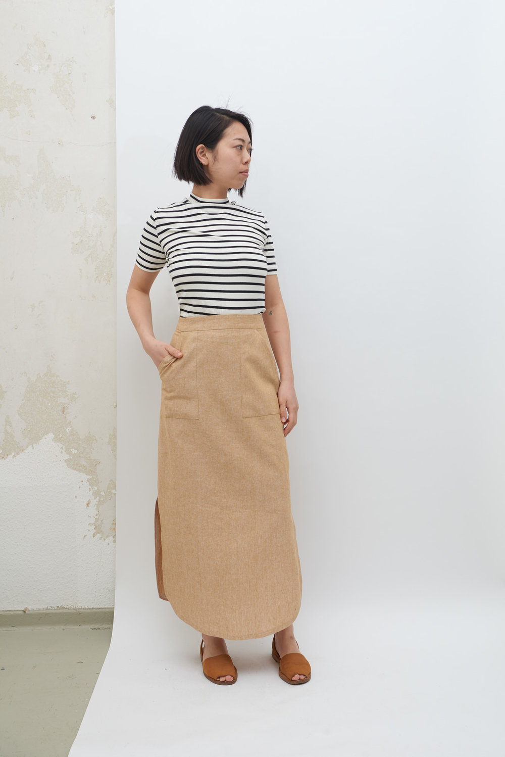 Poketto Skirt - Desert