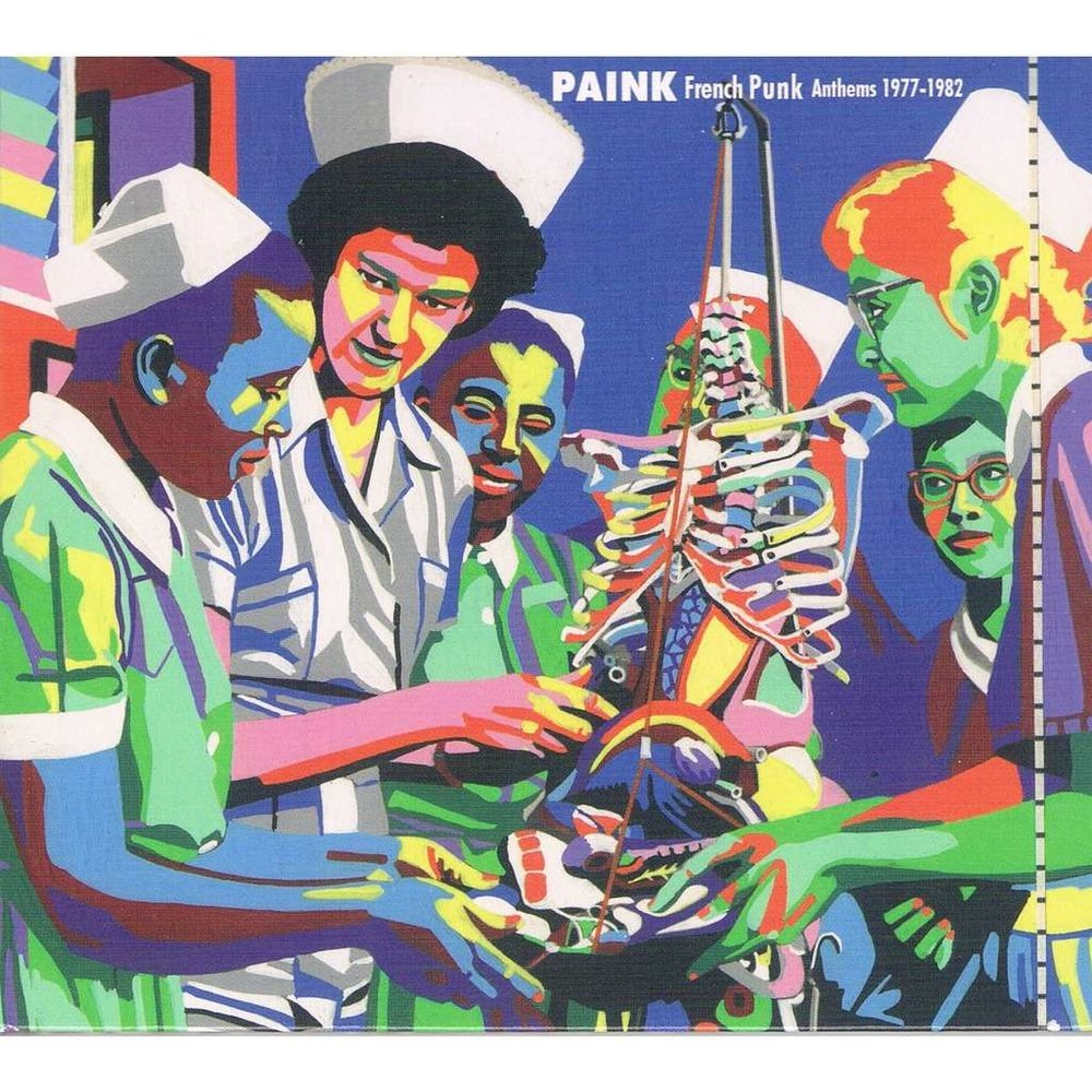 Paink (French Punk Anthems 1977-1982), Kiki et Loulou Picasso