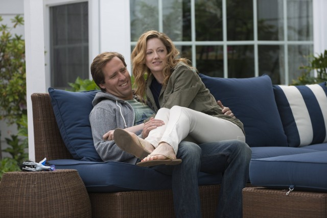 Judy Greer & Nat Faxon
