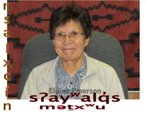 Elaine Emerson | nselxcin Language Instructor |  Email