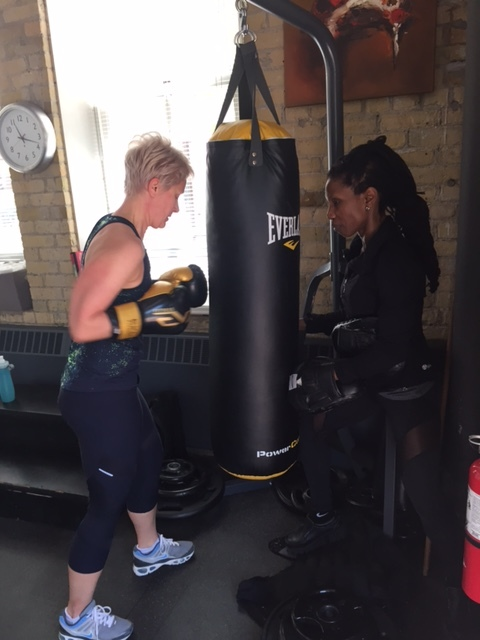 Boxing, HIIT, Conditioning