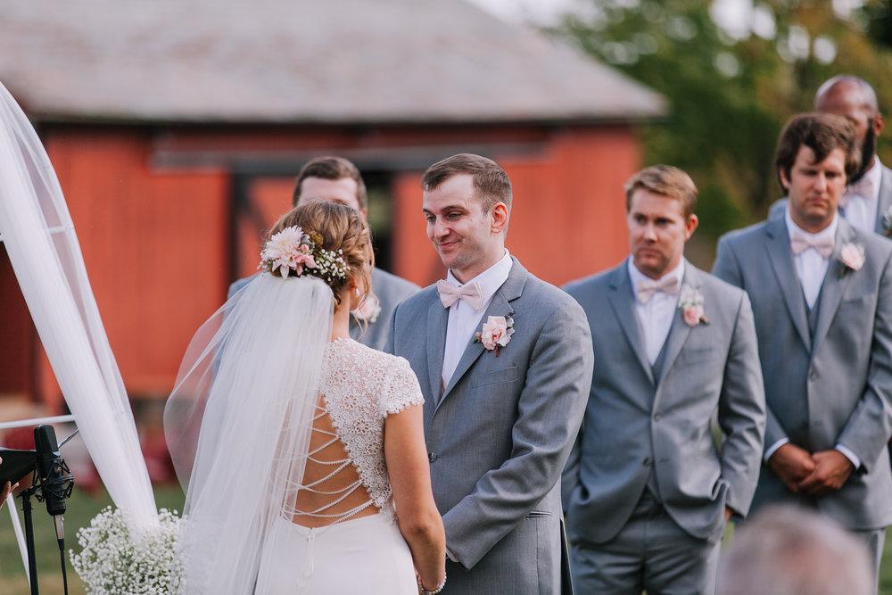 Wedding Ceremony at Pinehall at Eisler Farms-14.jpg