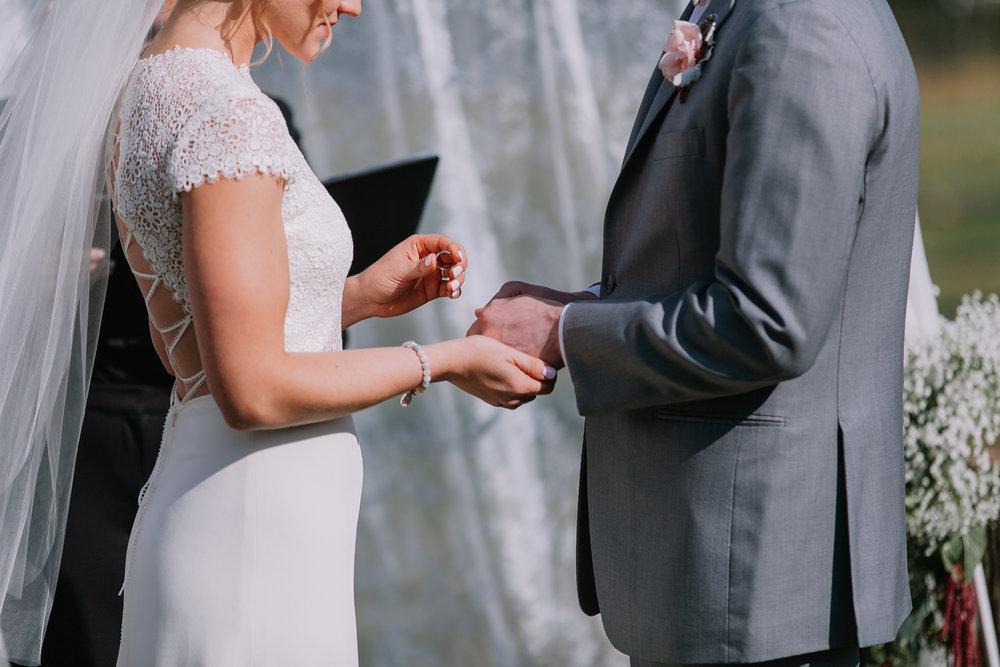 Wedding Ceremony at Pinehall at Eisler Farms-16.jpg