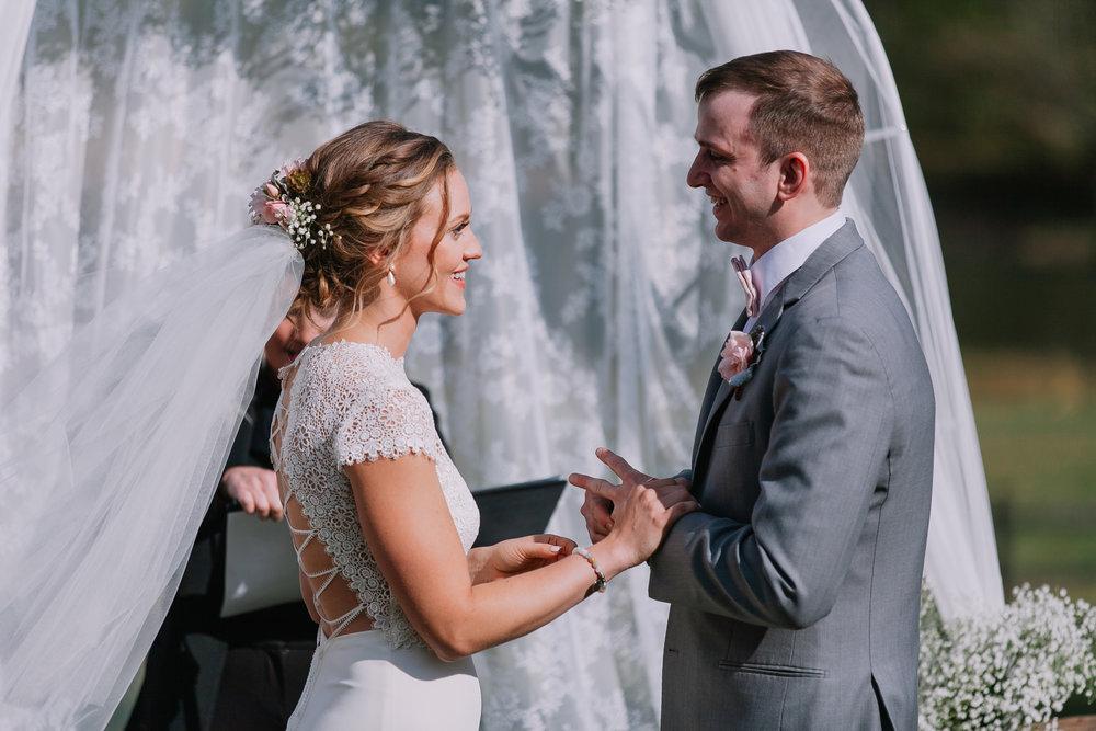 Wedding Ceremony at Pinehall at Eisler Farms-17.jpg
