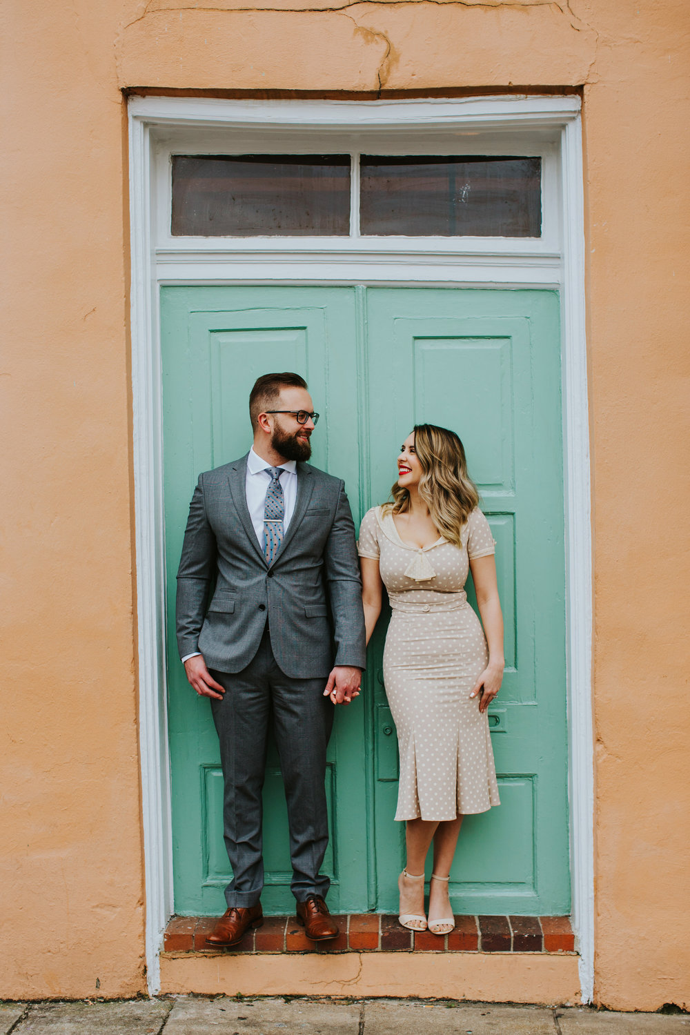 New Orleans Wedding Photographer French Quarter Engagement Session.jpg