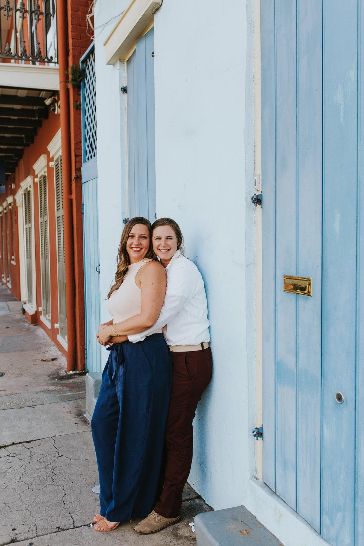New Orleans Wedding Photographer French Quarter Engagement Session AshleyBiltzPhotography13.jpg