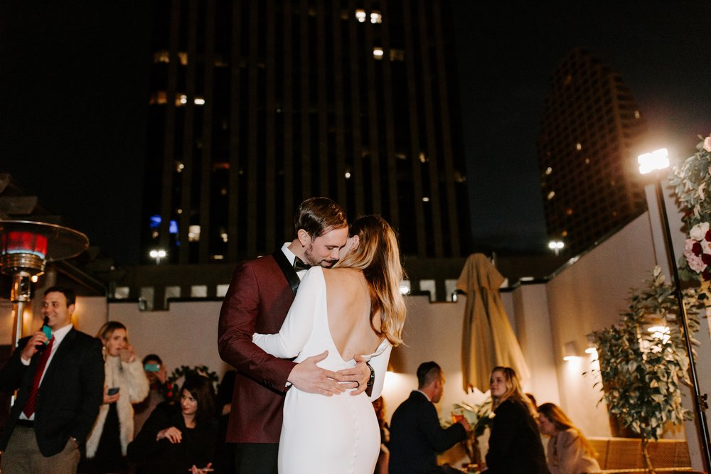Catahoula Hotel Rooftop Wedding Reception New Orleans Wedding Photographer Ashley Biltz Photography3.jpg