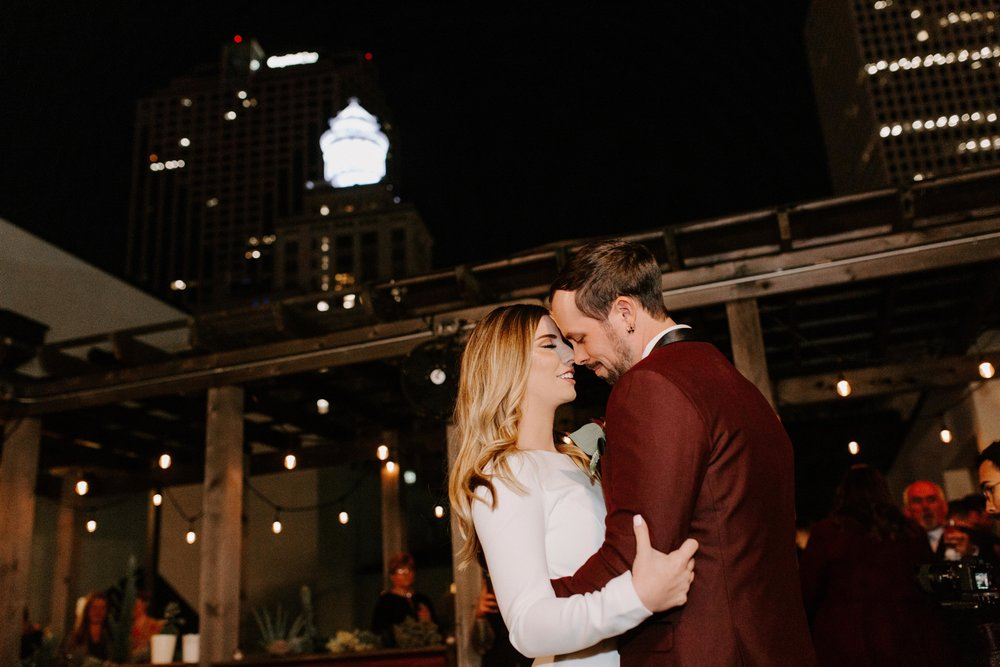 Catahoula Hotel Rooftop Wedding Reception New Orleans Wedding Photographer Ashley Biltz Photography4.jpg