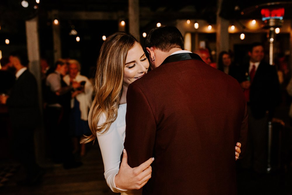 Catahoula Hotel Rooftop Wedding Reception New Orleans Wedding Photographer Ashley Biltz Photography5.jpg