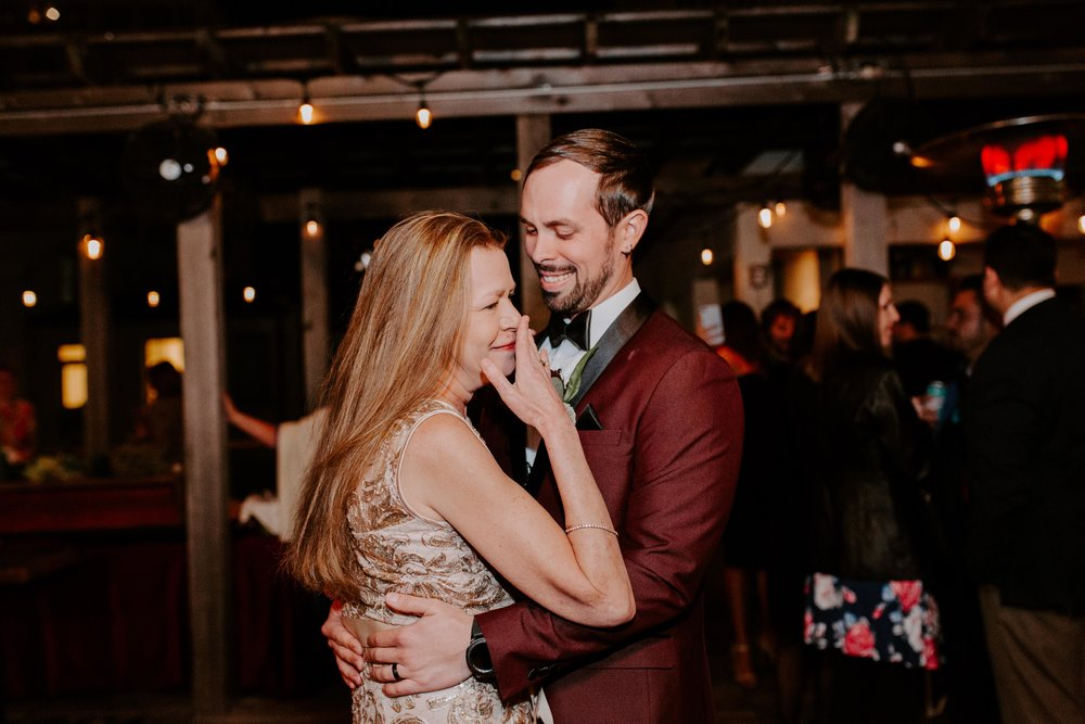 Catahoula Hotel Rooftop Wedding Reception New Orleans Wedding Photographer Ashley Biltz Photography8.jpg