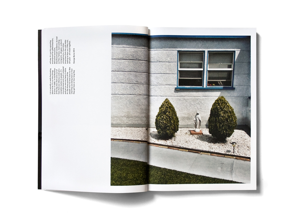 George Byrne photography, Manifesto magazine