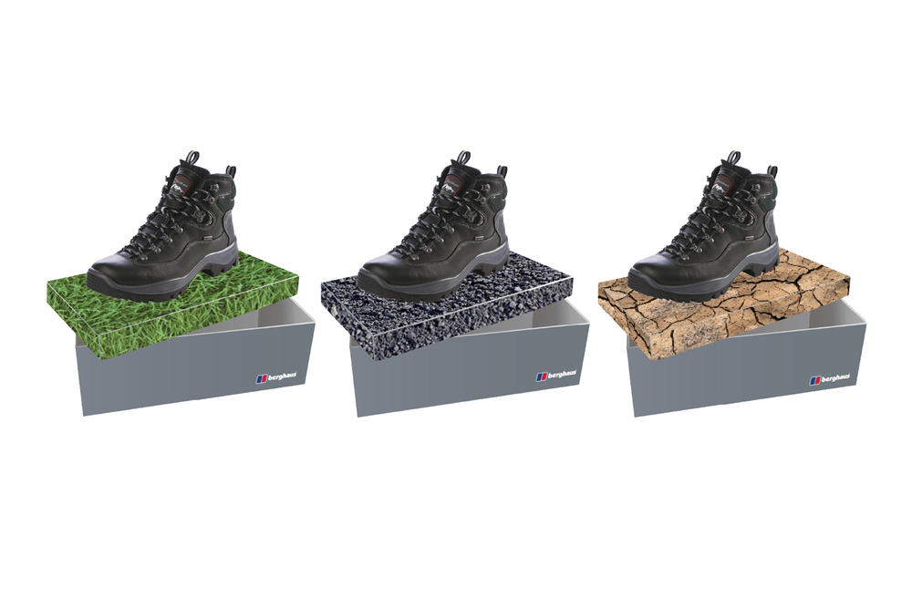 Berghaus shoe box